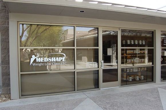 Outside of our Scottsdale, AZ Clinic - MedShape Weight Loss Clinics