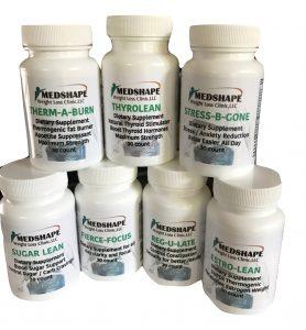MedShape Diet supplements