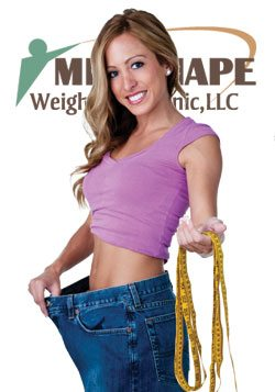At-Home Weight Loss Program - MedShape Weight Loss