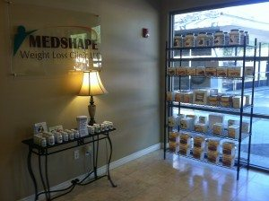 Scottsdale MedShape Weight Loss Clinic location