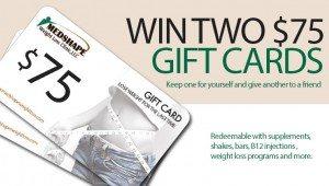 Win Gift Cards From MedShape